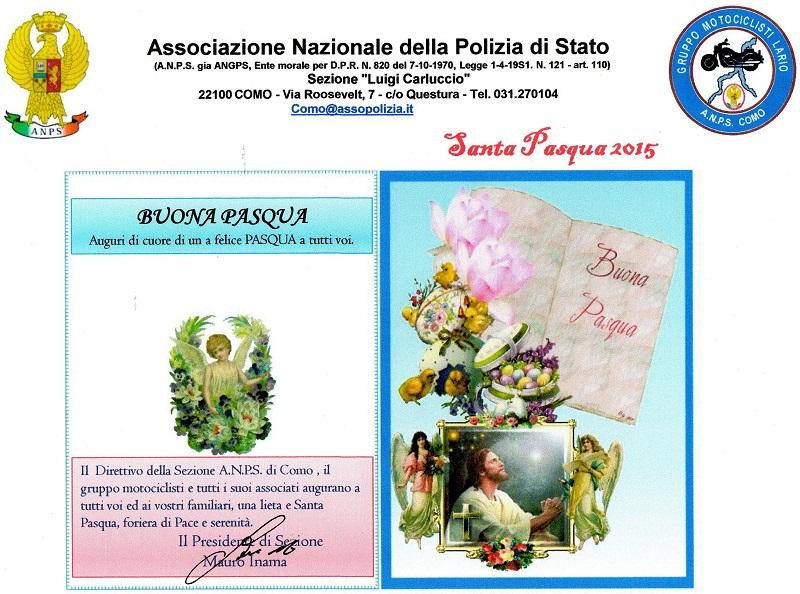 Auguri di Buona Pasqua 2015! « Associazione Nazionale della ...